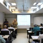 کلینیک داوری واترپلو امروز (سهشنبه) در محل کلاس آموزش استخر ۹ دی مجموعه ورزشی شهید شیرودی برگزار شد.