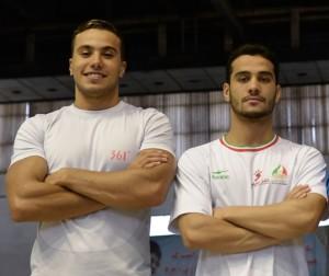قرهحسنلو و یاوری در 100 متر آزاد فینالیست شدند