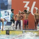 در روز نخست مسابقات شنا بین المللی کرواسی شناگران ایران در ماده های 50 متر پروانه و 200 متر آزاد  به کار خود پایان دادند.