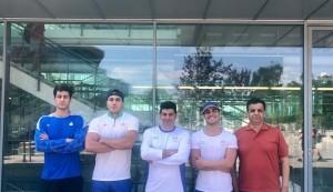 رکورد شکنی یاوری در روز نخست/هر سه نماینده شنای ایران فینالیست شدند