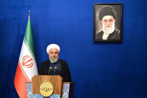 دکتر حسن روحانی: میدان ورزش باید میدان وحدت در سراسر ایران عزیز باشد