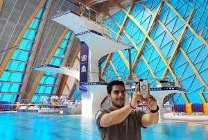 حمید کریمی: تمریناتم در روسیه تفاوت زیادی با ایران دارد