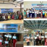 جشنواره شنا به مناسبت بزرگداشت روز جهانی فدراسیون بین المللی شنا ویژه دختران در در شهرستان های زاهدان، زابل و سراوان استان سیستان و بلوچستان برگزار شد.