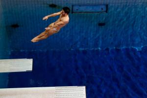 حمید کریمی: تمام تلاش خود را برای کسب سهمیه المپیک به کار میگیرم