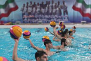 گزارش تصویری(1)_اردوی آماده سازی تیم ملی واترپلو زیر 17 سال