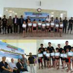 جشنواره شنا به مناسبت بزرگداشت روز جهانی فدراسیون بین المللی شنا ویژه پسران در شهرهای زاهدان و زابل استان سیستان و بلوچستان برگزار شد.