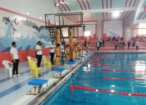 برگزاری دومین دوره المپیاد شنا استعدادهای برتر استان بوشهر