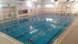 نتایج پایانی مسابقات شنا پسران جام فجر کرمانشاه