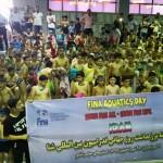 جشنواره شنا به مناسبت بزرگداشت روز جهانی فدراسیون بین المللی شنا ویژه پسران به میزبانی هیات شنا استان زنجان برگزار شد.