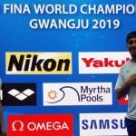 در روز ششم و پایانی مسابقات شنا قهرمانی جهان دو نماینده ایران در مادههای 50 ازاد و 100پروانه به کار خود پایان داند.