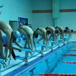 مرحله نخست لیگ شنا استان چهارمحال بختیاری به مناسبت بزرگداشت روز جهانی فدراسیون بین المللی شنا جمعه (28 تیر ۱۳۹۸) در بخش پسران برگزار شد.