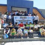 جشنواره شنا به مناسبت بزرگداشت روز جهانی فدراسیون بین المللی شنا ویژه پسران به میزبانی هیات شنا استان ایلام برگزار شد.