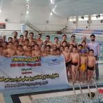 جشنواره شنا به مناسبت بزرگداشت روز جهانی فدراسیون بین المللی شنا ویژه دختران و پسران در شهرستانهای استان سمنان برگزار شد.