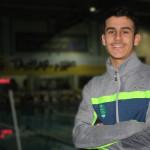 متین سهران در دومین روز مسابقات قهرمانی شنا جوانان جهان در شهر بوداپست مجارستان رکورد ماده 200 متر مختلط انفرادی را جابجا کرد.