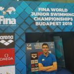 متین سهران عضو تیم شنا جوانان گفت: افتخار بزرگی برای من است که شرایطی فراهم شد تا رکورد ۲۰۰ متر مختلط ایران را بهبود ببخشم.