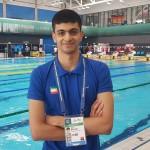 ملیپوش شنا گفت: برای آنکه رکورد ملی شنای خود را بهبود بخشم بسیار مصمم هستم.