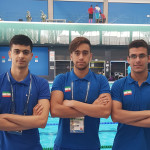 در چهارمین روز مسابقات قهرمانی شنا جوانان جهان مجارستان در ماده 50 متر پروانه مهرشاد افقری و متین سهران به ترتیب در بین 92 نفر از برترین شناگران جهان بیستم و بیست و هفتم شدند.
