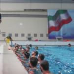 دور جدید اردوی تیم ملی واترپلو جهت حضور در مسابقات انتخابی المپیک پایان یافت.