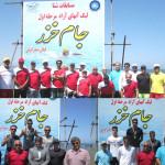 مرحله نخست لیگ شنای آب های آزاد کشور با معرفی نفرات برتر در بندر انزلی پایان یافت.