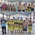 دور نخست لیگ شنا  پسران استان خوزستان در رده های سنی ۱۱تا 17 سال برگزار شد.