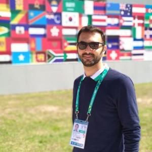 دیلانچیان: شانس در شنا معنا ندارد