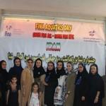جشنواره شنا به مناسبت بزرگداشت روز جهانی فدراسیون بین المللی شنا ویژه دختران به همت هیات شنا استان اصفهان برگزار شد.