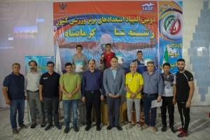 گزارش تصویری(1)_ المپیاد استعدادهای برتر شنای ایران - پسران