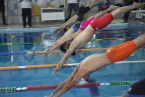 گزارش تصویری(2)_ المپیاد استعدادهای برتر شنای ایران - پسران