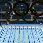 در میدان بزرگ المپیک ۱۰۲ مدال طلا، نقره و برنز به شناگران داده میشود که شناگران ایران سالهاست دست از هیچ تلاشی برای رسیدن به این مدال ها نمیکشند.