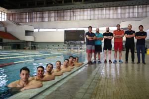 گزارش تصویری(2)_ اردو آماده سازی تیم ملی شنا