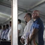 محسن رضوانی از عملکرد تیم های شنا، شیرجه و واترپلو در مسابقات قهرمانی آسیا هند ابراز رضایت کرد.