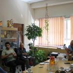جلسه کمیته فنی شیرجه امروز(چهارشنبه) با حضور اعضا در محل فدراسیون برگزار شد.