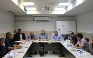 گزارش تصویری_ برگزاری جلسه کمیته فنی واترپلو