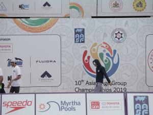 گزارش تصویری (1) - مسابقات شنا قهرمانی آسیا هند