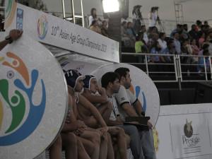 پیروزی راحت جوانان واترپلو ایران بر سریلانکا