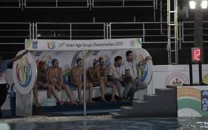 گزارش تصویری(2)_تیم ملی واترپلو جوانان در آسیا