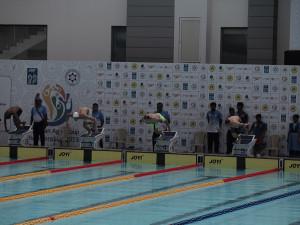 گزارش تصویری (2)_مسابقات شنا قهرمانی آسیا