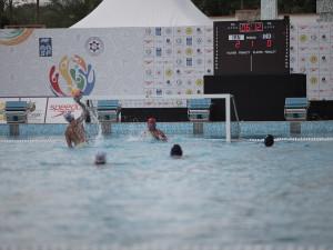 گزارش تصویری(3)-تیم ملی واترپلو جوانان در آسیا