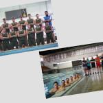 کاروان تیمهای ملی واترپلو و شنا ایران به منظور حضور در رقابتهای قهرمانی آسیا عازم هند شد.