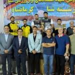 المپیاد استعدادهای برتر شنای ایران (مسافت بلند) در ردههای سنی ۱۳-۱۴ سال و ۱۵-۱۶ سال پسران  به میزبانی استان کرمانشاه برگزار شد.