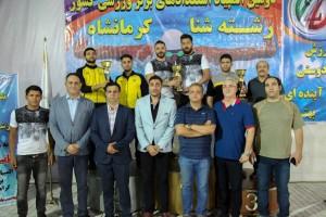 گزارش تصویری(3)_ المپیاد استعدادهای برتر شنای ایران - پسران