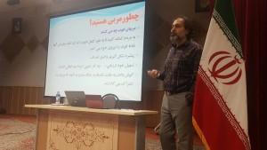 برگزاری دوره بازآموزی مربیان شنای استان یزد زیر نظر ریاحی