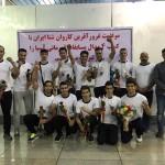 تیم ملی شنا ایران با کسب سه مدال برنز و یک نقره به کارش در مسابقات قهرمانی آسیا پایان داد.
