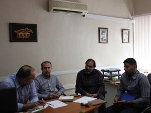 نخستین جلسه کمیته تمرین در آب برگزار شد