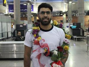 مجتبی ولیپور: پرچم ایران را بارها در آسیا برافراشته کردیم
