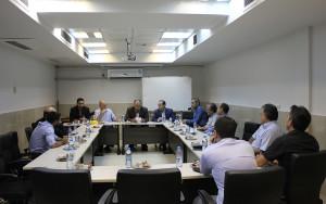 جلسه قرعه کشی بیست و نهمین دوره لیگ برتر واترپلو کشور امروز (شنبه) در محل جلسات استخر بین المللی ۹ دی برگزار شد.