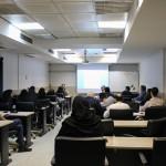 جلسه توجیهی مسئولان بانک اطلاعاتی هیاتهای شنا استانی در محل کلاس استخر 9 دی مجموعه شیرودی برگزار شد.
