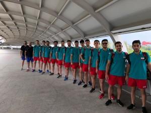 تیم ملی واترپلو ایران در کرهجنوبی اردو میزند