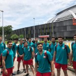 ملی پوشان واترپلو ایران در راستای پیگیری اردو آماده سازی خود و برپایی چند دیدار دوستانه در سنگاپور اردو زدند.