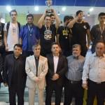 رقابتهای لیگ واترپلو نوجوانان استان خوزستان با قهرمانی تیم نفت امیدیه به پایان رسید.